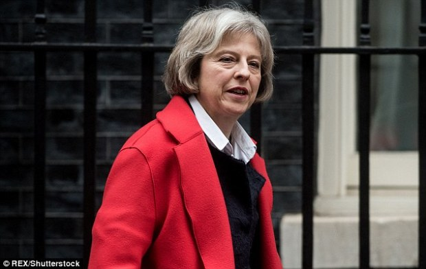 Mrs May has been criticised for anti-immigration rhetoric following her party conference speech but the Home Secretary has insisted she is right to acknowledge public concern about the issue