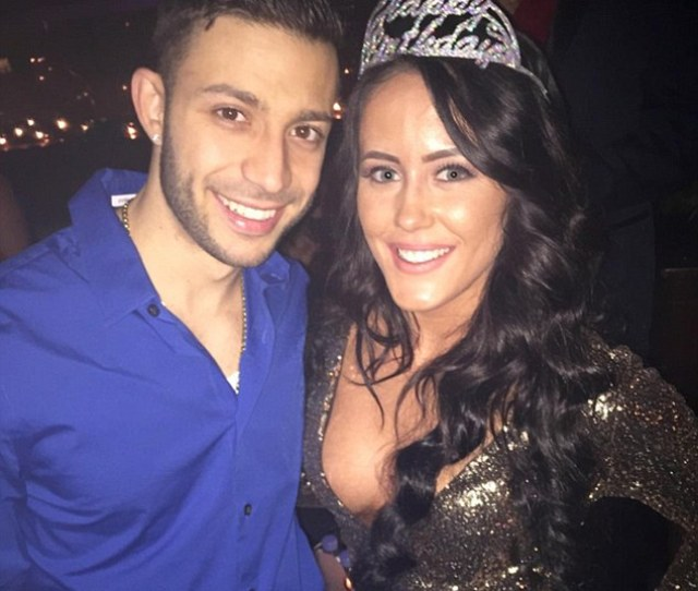 Birthday Girl Jenelle Evans Shared A Snap Of Herself Celebrating Her 24th Birthday With Real