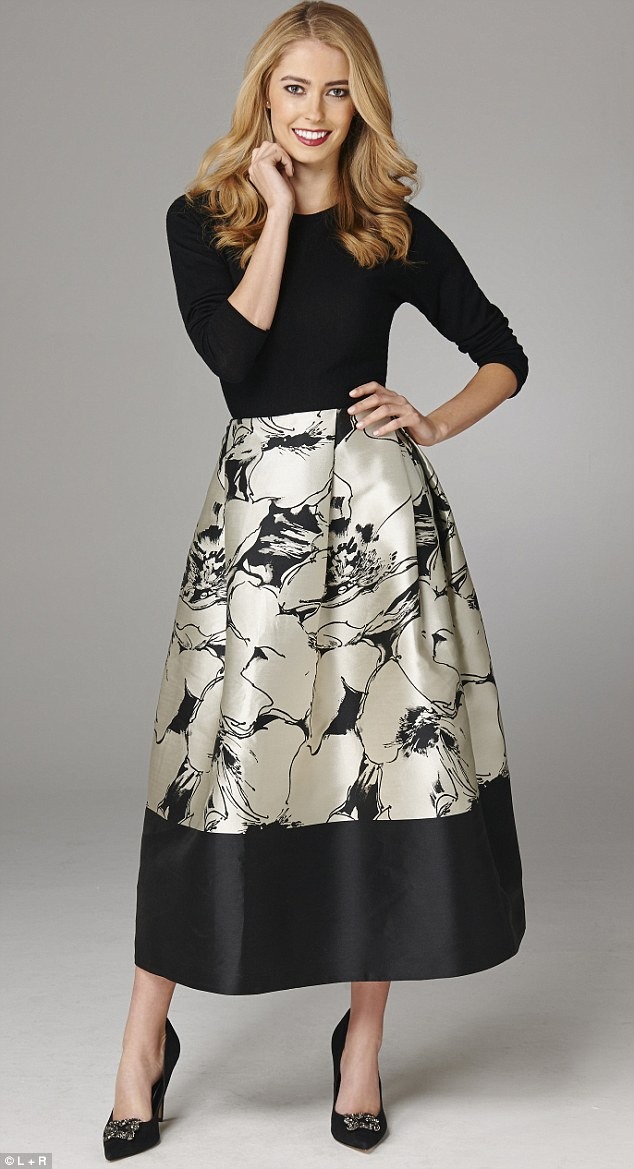 The Skirt Thatll Make You The Belle Of The Ball The Midi