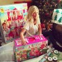 Tori Spelling Gets Free Toys For Her Children This