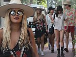 US & UK CLIENTS MUST ONLY CREDIT KDNPIXRita Ora in a black and white polka dot bikini and English model Daisy Lowe in a one piece white bathing suit sighted at Miami Beach .Pictured: Rita Ora, Daisy LoweRef: SPL1201833  301215  Picture by: KDNPIXSplash News and PicturesLos Angeles: 310-821-2666New York: 212-619-2666London: 870-934-2666photodesk@splashnews.com