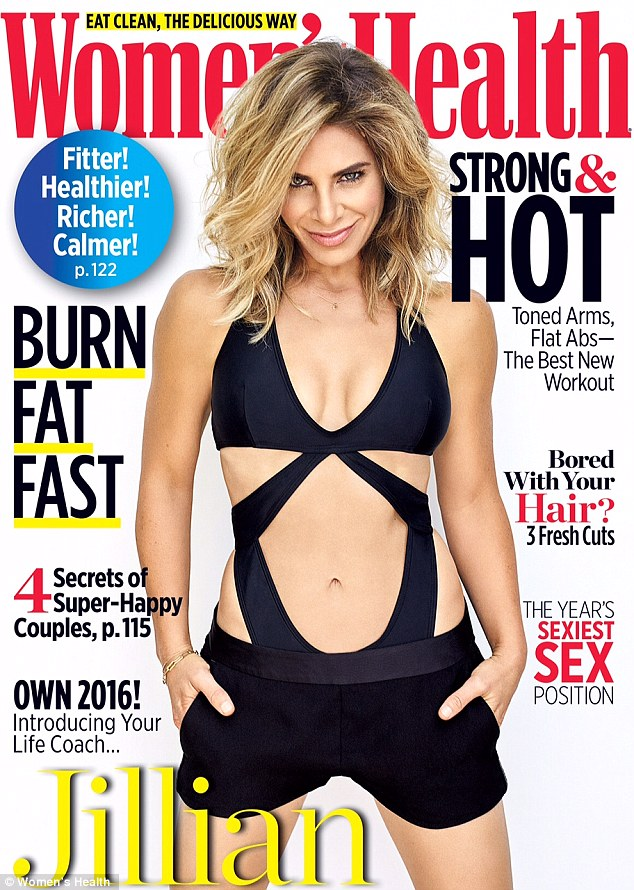 Womens Health bans the phrase Bikini Body from its covers for the New Year  Daily Mail Online