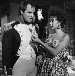 Image result for rita moreno and brando