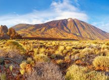 Tenerife's Mount Teide National Park offers dramatic ...