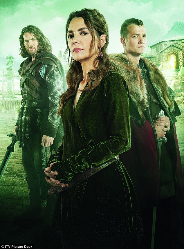 Epic:Yet ITV's new fantasy epic Beowulf: Return To The Shieldlands failed to meet its expectations as viewers stormed to Twitter to slam the 'disappointing' new show on Sunday night