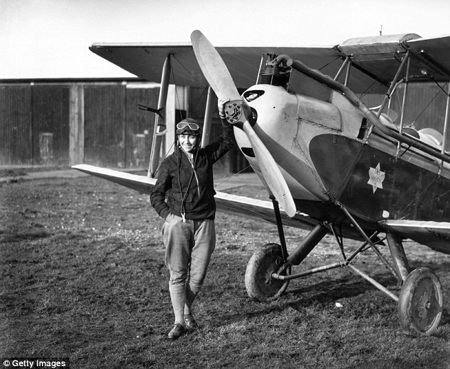Image result for Amy Johnson's plane