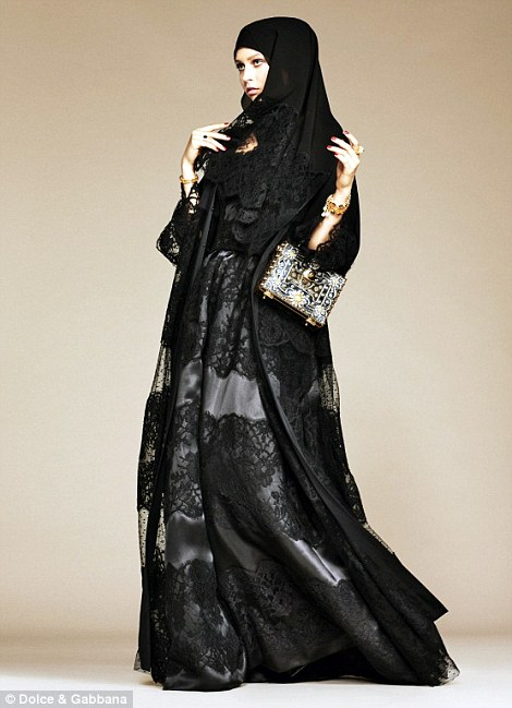 Catering to the Muslim market is a growing focus for luxury designers and high street brands alike