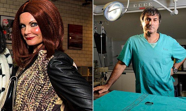 Surgeon Paolo Macchiarini hoodwinked fiancee with claims