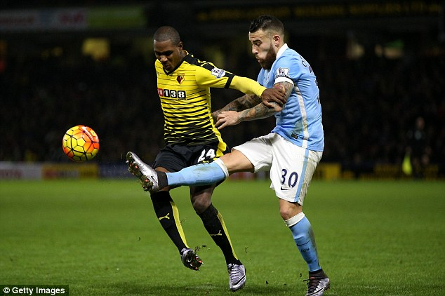 The 26-year-old Nigeria international has been in superb form this season, scoring 14 Premier League goals