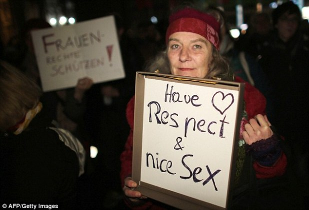 Cologne's mayor Henriette Reker sparked outrage by suggesting women should prevent sex attacks by keeping men at an 'arm's length'