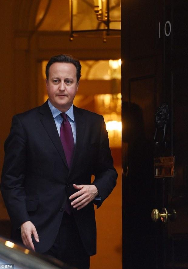 Mr Cameron is an EU-loving, pro-immigration, anti-grammar-school, politically correct social and economic liberal