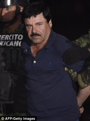 El Chapo will fight extradition to the U.S.