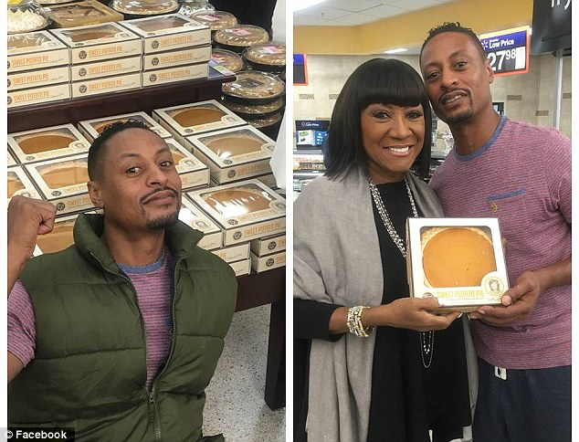 Not only did Patti find sweet love in 2015, but also sweet success with her Sweet Potato Pies that went on sale exclusively at Walmart in September