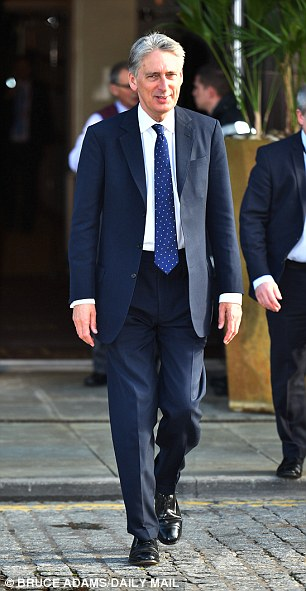 Foreign Secretary, Phillip Hammond, warned Tory euro-sceptics that there are no guarantees Britain would have access to the continent's free market if it leaves the EU
