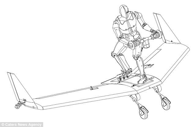 Aaron Wypyszynkski designs a wingboard allowing people to
