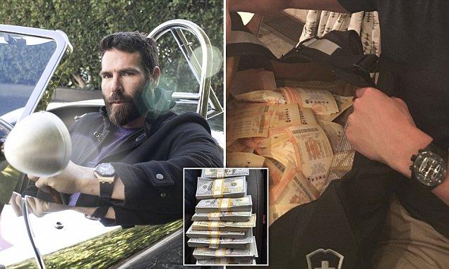 King of Instagram Dan Bilzerian boasts about spending