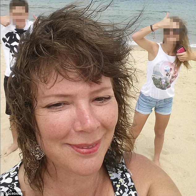 Convicted rapist Michael Cardomone claims he is the last person to have seen missing mother-of-two Karen Chetcuti (pictured) but denies he had anything to do with her disappearane