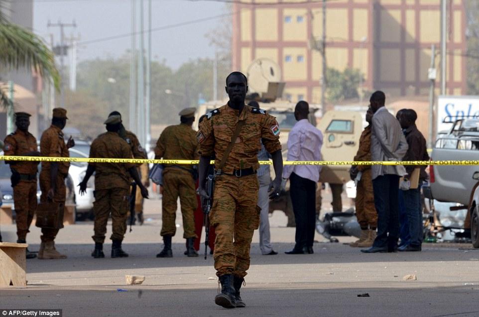 Image result for Burkina Faso, terrorism, photos