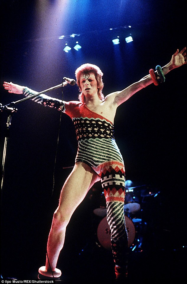 Image result for david bowie hammersmith odeon 1973