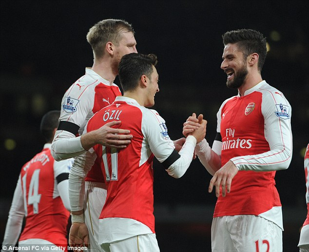 Arsenal will be celebrating after raking in over £100m from home games, more than any other club in Europe