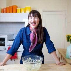 Kitchen Aid Kettle Rock Backsplash Rachel Khoo Puts Her Hackney Flat On Sale For £435,000 ...