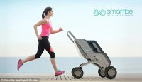 Would you trust your baby in a self driving stroller ...