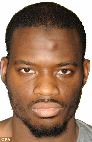 One in five inmates serving sentences in Britain's maximum security jails are Muslim, figures show. Lee Rigby's killers Michael Adebolajo (pictured) and Michael Adebowale were jailed at Category A prison Belmarsh