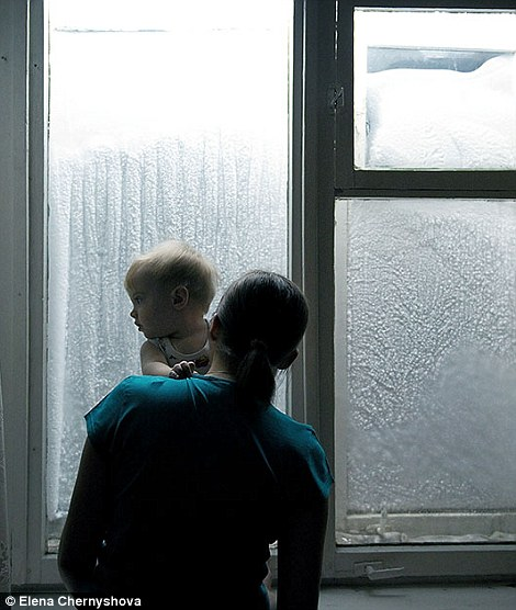 In the winter, children are allowed for a walk outside only under certain conditions. Sometimes children have to spend several months indoors