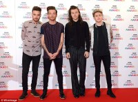 One Direction's Harry Styles and Zayn Malik attend same ...