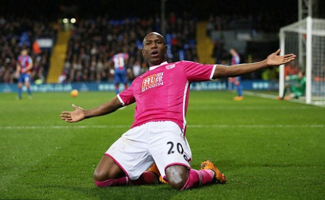 Bournemouth Star Benik Afobe Believes He Would Have Scored
