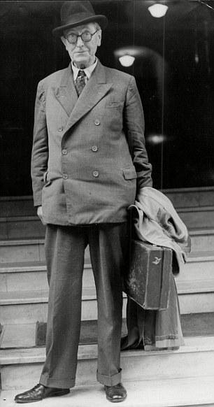 Arthur Greenwood: Spoke for England in 1939