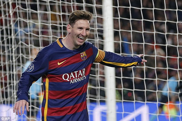 Ronaldo has started to pull clear of Lionel Messi in the Champions League goalscoring stakes