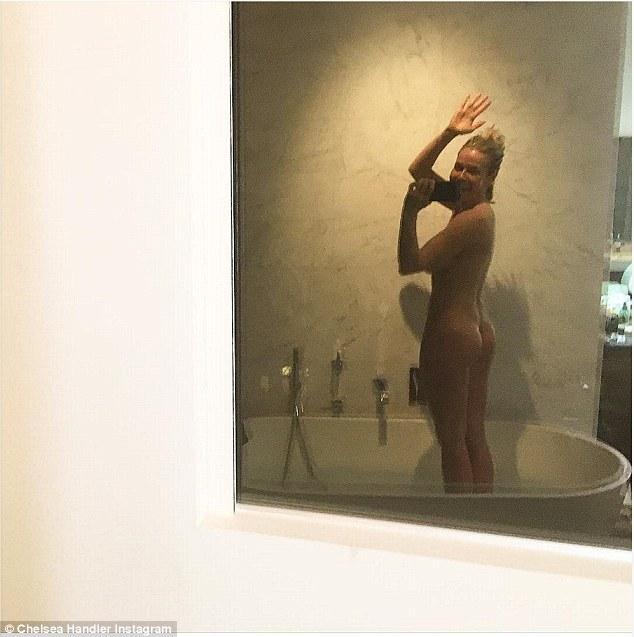 chelsea handler nuda