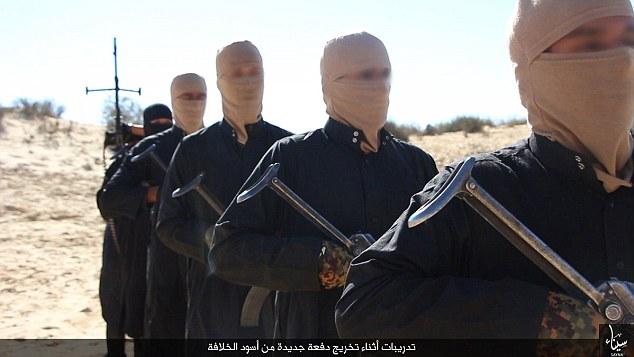 Ele também disse que não ficaria surpreso se ISIS ampliou suas operações a partir da Península do Sinai, a fim de atingir o coração dos egípcios