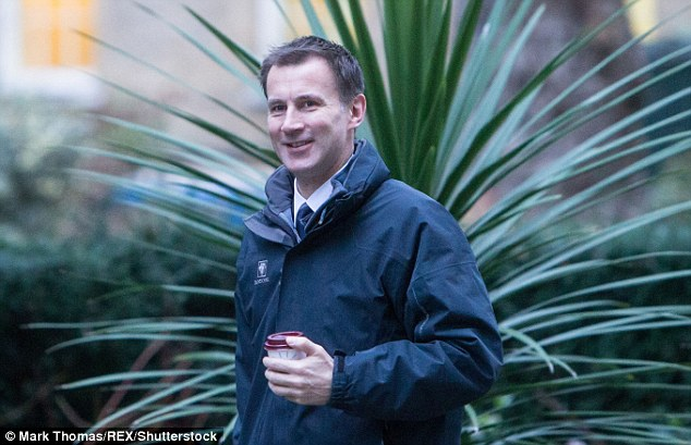 Senior medical figures accused Health Secretary Jeremy Hunt of failing to act on a landmark report into NHS whistleblowing
