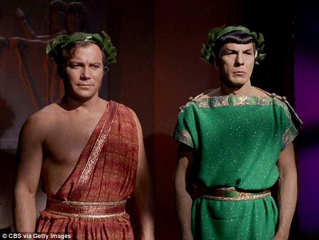 Star Trek's William Shatner And Leonard Nimoy Fell Out