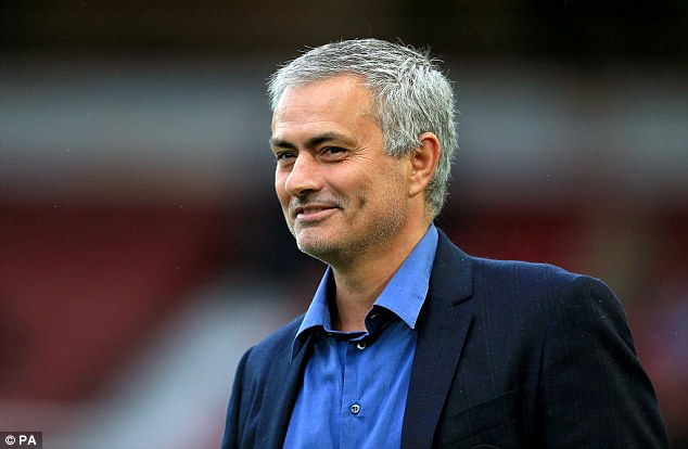 Image result for Jose Mourinho is picture