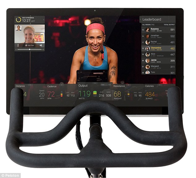 Peleton teams up with Strava app to monitor spin classes ...