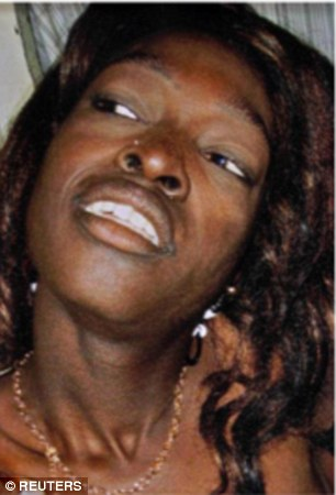 Janecia Peters was 119 on the list released by the LAPD following Franklin's arrest. Her body was found dumped under a Christmas tree in 2007