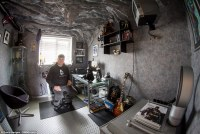 Batman fan spends 18 months turning spare room into a ...