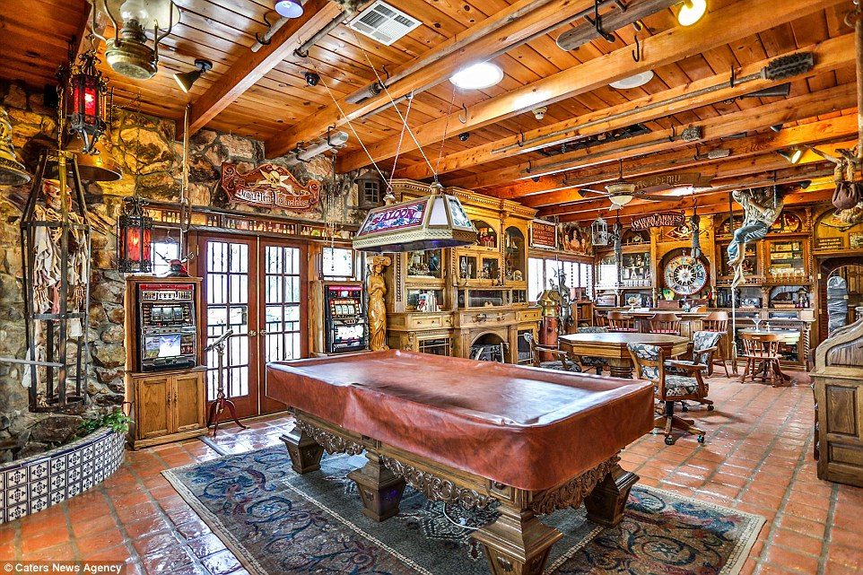 Fantastical piratethemed home goes on sale in California