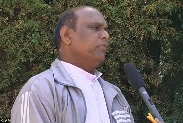 The Roman Catholic church in southern India lifted the suspension of Indian priest Joseph Palanivel Jeyapaul, 61, convicted last year of sexually assaulting a 14-year-old girl in the United States more than a decade ago
