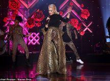 Gwen Stefani is grilled about Blake Shelton on The Ellen DeGeneres Show | Daily Mail Online