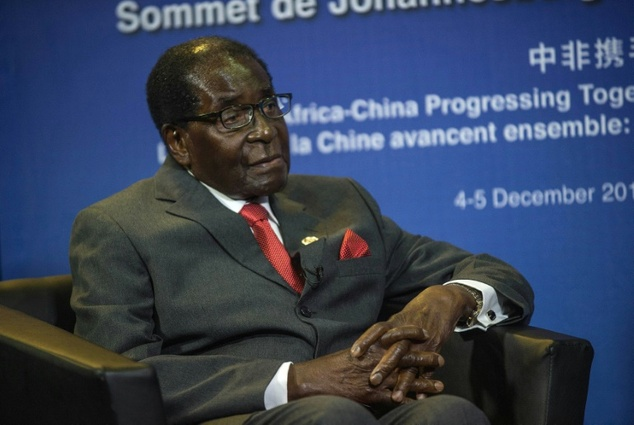 Zimbabwean President Robert Mugabe's 36-year authoritarian rule has often been criticised for its crushing repression and for causing the country's economic ...