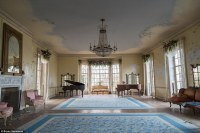 Inside a New York mansion frozen in time after being ...