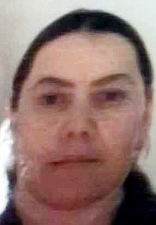 The victim was a girl identified as Nastya M - and the child's 38-year-old nanny Gyulchehra Bobokulova (pictured), from Uzbekistan, has been arrested