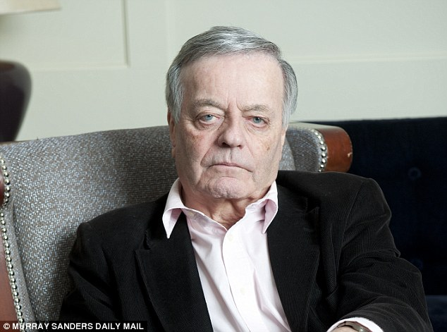 Tony Blackburn (pictured) has threatened to sue Lord Hall, the BBC director general, over claims that he may have lied to Dame Janet Smith, who led the Savile review