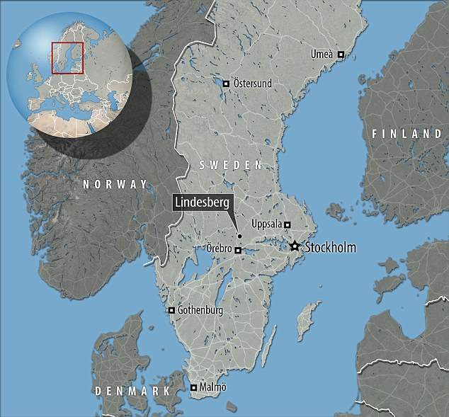 The stabbing occurred at a refugee centre outside of the town of Lindesberg, inland from the capital Stockholm
