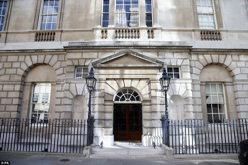 The venue: Spencer House was built between 1756-1766 for John, first Earl Spencer, an ancestor of Diana, Princess of Wales, and it is said to be London's finest surviving 18th-century town house