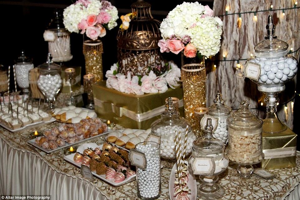 Custom Wedding Favors